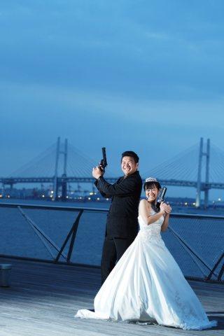 54633_神奈川_ロケーション洋装(大桟橋/ウェディングドレス)