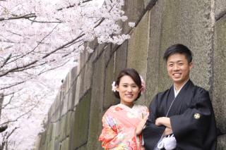 35973_大阪_和装ロケーション(大阪城公園)