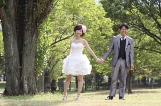 28293_大阪_洋装ロケーション(花博記念公園)