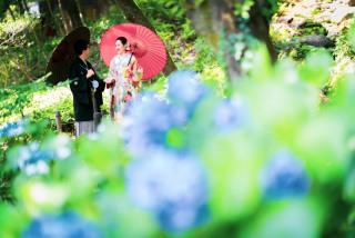 231889_東京_《和装》庭園ロケーション
