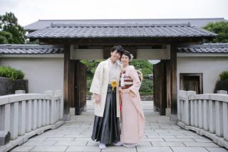 239217_東京_【和装】花畑記念庭園、桜花亭