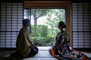 239211_東京_【和装】花畑記念庭園、桜花亭