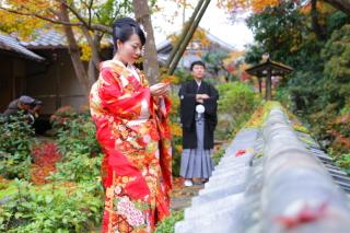 161601_奈良_當麻寺 和装ロケーション
