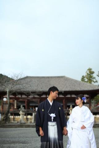 189992_奈良_當麻寺 和装ロケーション
