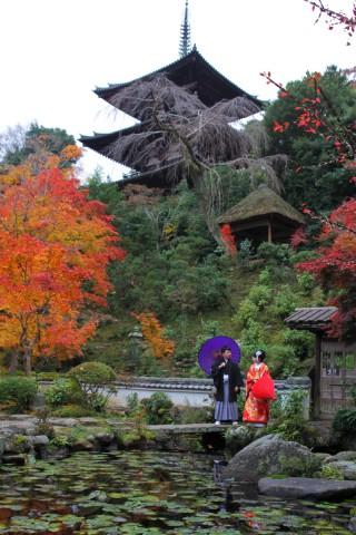 161626_奈良_當麻寺 和装ロケーション