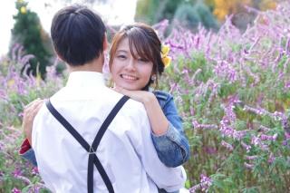 68710_奈良_馬見丘陵公園 洋装ロケーション