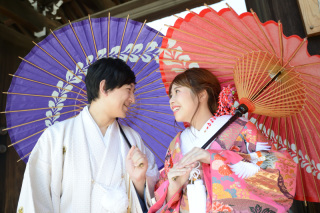 206193_兵庫_和装Wedding photos 2