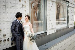 206082_兵庫_洋装Wedding photos 1