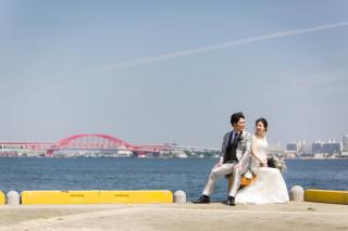 191234_兵庫_洋装Wedding photos 1