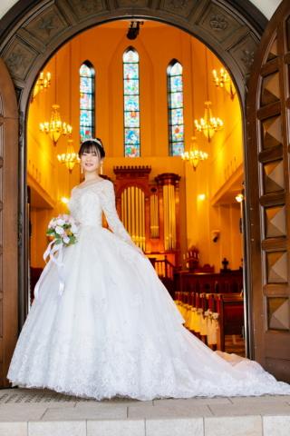 303993_神奈川_大聖堂を再現した独立型チャペル