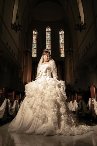 378840_神奈川_大聖堂を再現した独立型チャペル