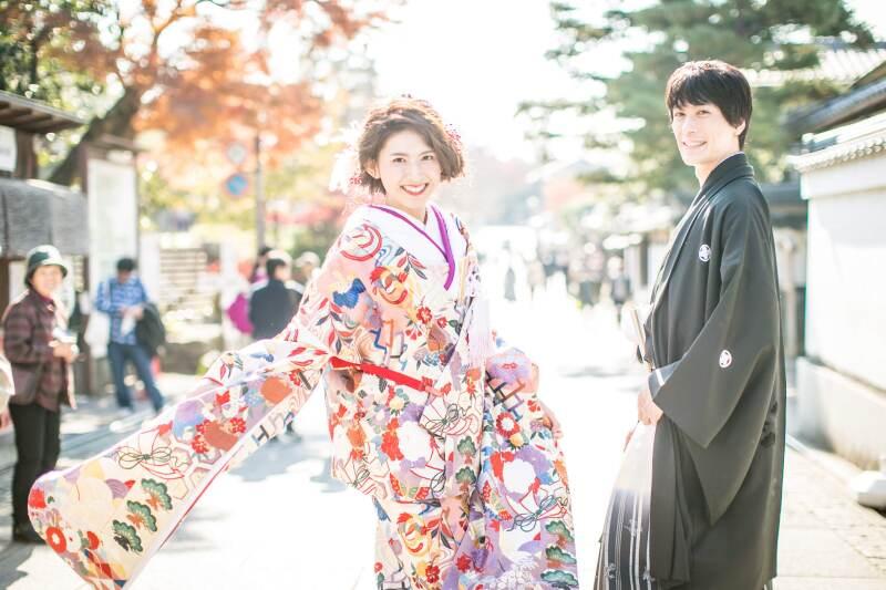 Motif kyoto by TAKAMIBRIDAL_トップ画像3