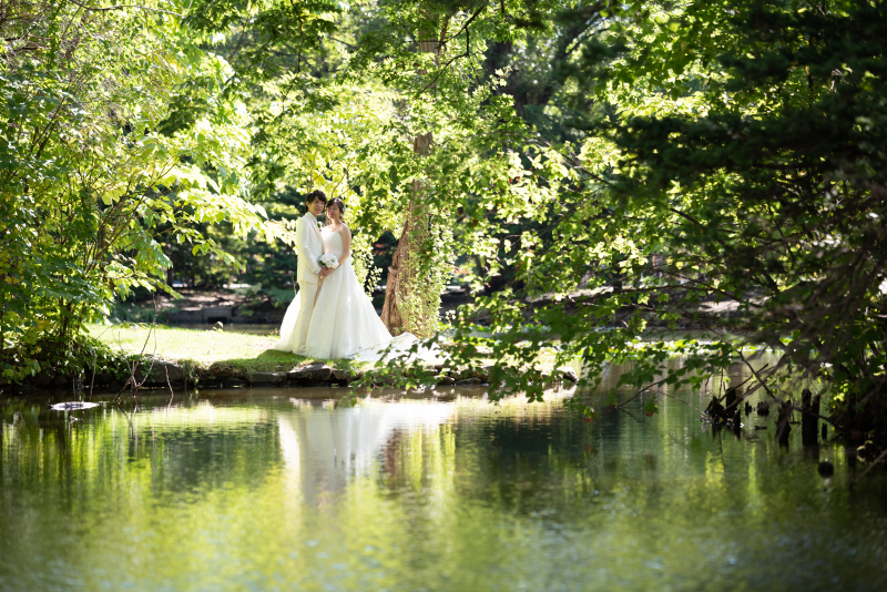 オトナのウェディングフォト 札幌 Cinderella Story Wedding photo_トップ画像5