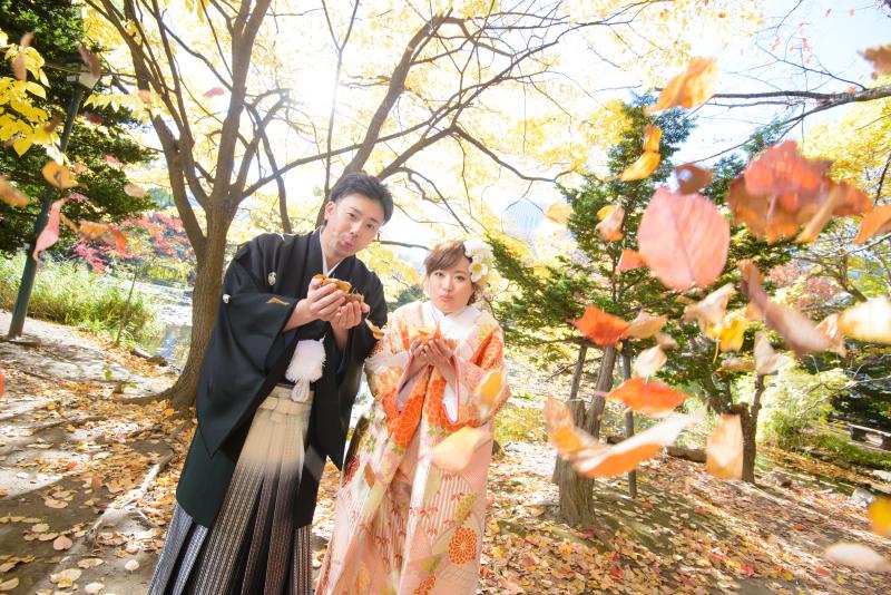 オトナのウェディングフォト 札幌 Cinderella Story Wedding photo_トップ画像4