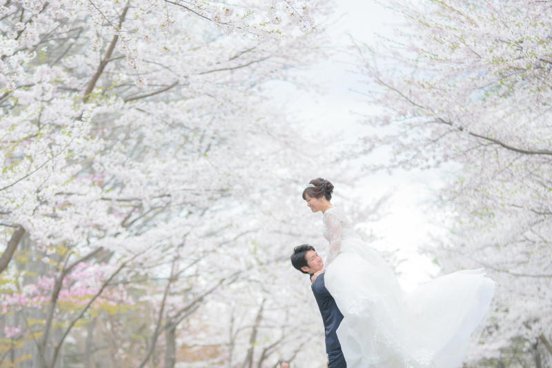 オトナのウェディングフォト 札幌 Cinderella Story Wedding photo_トップ画像1