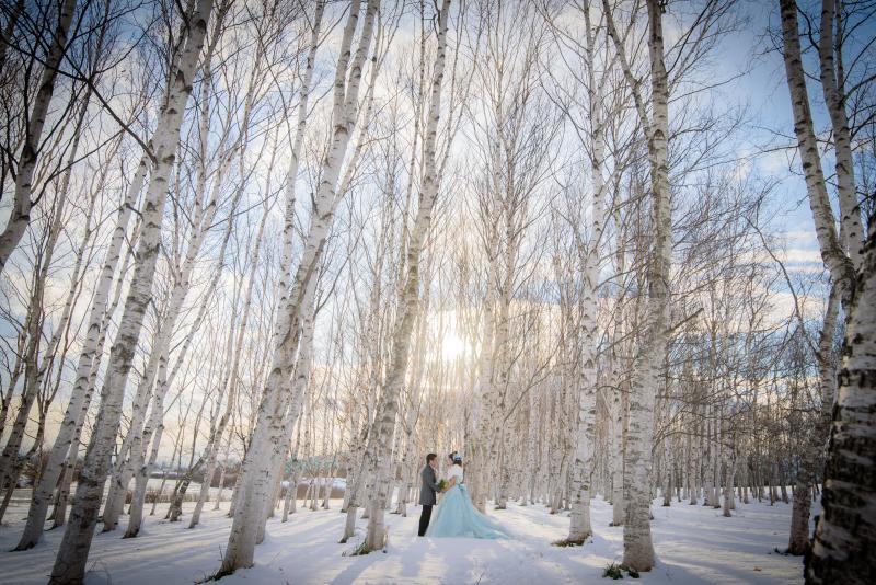 オトナのウェディングフォト 札幌 Cinderella Story Wedding photo_トップ画像3