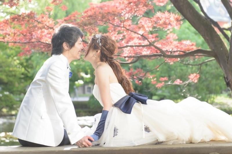 オトナのウェディングフォト 札幌 Cinderella Story Wedding photo