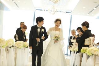《ミニ結婚式プラン》天空のチャペルで本当の結婚式&撮影✨洋装1点¥330,000 (400カット以上のデータ付き)