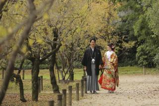 180319_広島_和装縮景園撮影