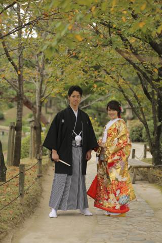 180312_広島_和装縮景園撮影