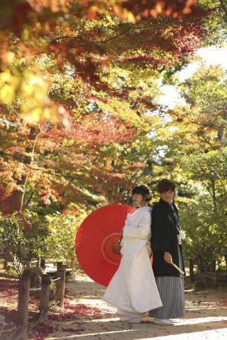 180493_広島_和装縮景園撮影