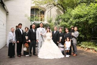 138023_東京_シンプルウェディング ガーデンチャペル&フォレストチャペル