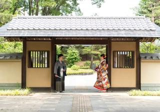 55891_埼玉_和装【日本庭園ロケ】