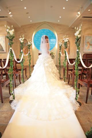 【写真だけの結婚式】挙式風写真撮影♬チャペルウェディングストーリー2点プラン