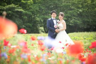 《フォトレイト限定♪》お花と一緒に撮影♪フラワーフォトプラン