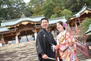 248227_長崎_長崎諏訪神社(長崎公園)での撮影(1)