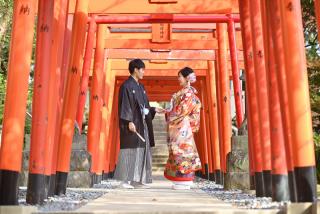 258456_長崎_長崎諏訪神社(長崎公園)での撮影(1)