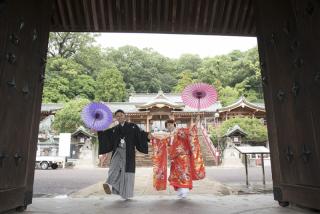 237651_長崎_長崎諏訪神社(長崎公園)での撮影(1)