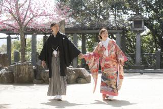 259814_長崎_長崎諏訪神社(長崎公園)での撮影(1)
