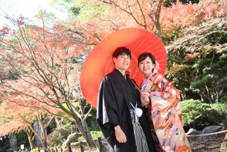 258458_長崎_長崎諏訪神社(長崎公園)での撮影(1)