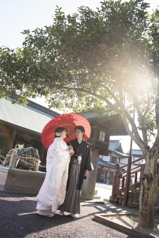 249744_長崎_長崎諏訪神社(長崎公園)での撮影(1)