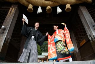 259584_長崎_長崎諏訪神社(長崎公園)での撮影(1)