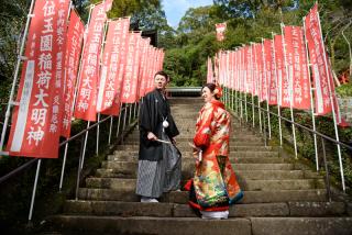 259585_長崎_長崎諏訪神社(長崎公園)での撮影(1)