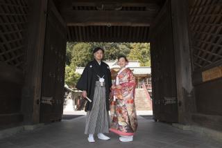 259812_長崎_長崎諏訪神社(長崎公園)での撮影(1)