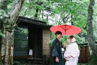 【STAY信州】長野県在住の方でコロナウイルスの影響で結婚式延期、キャンセルされた方限定和装ロケーションフォトプラン
