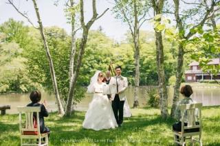 『軽井澤 誓いと寫眞』PRIVATE WEDDING&PHOTO