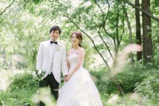 【STAY信州】長野県在住の方でコロナウイルスの影響で結婚式延期、キャンセルされた方限定洋装ロケーションフォトプラン