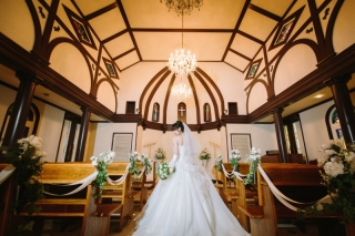 【STAY信州】長野県在住の方でコロナウイルスの影響で結婚式延期、キャンセルされた方限定チャペルフォトプラン