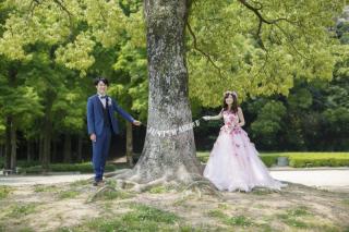 151970_徳島_洋装(ロケーション・徳島城公園)