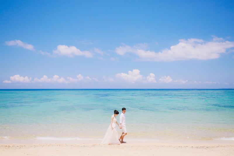 沖縄フォトウェディング BEREL(ベレール)_トップ画像3