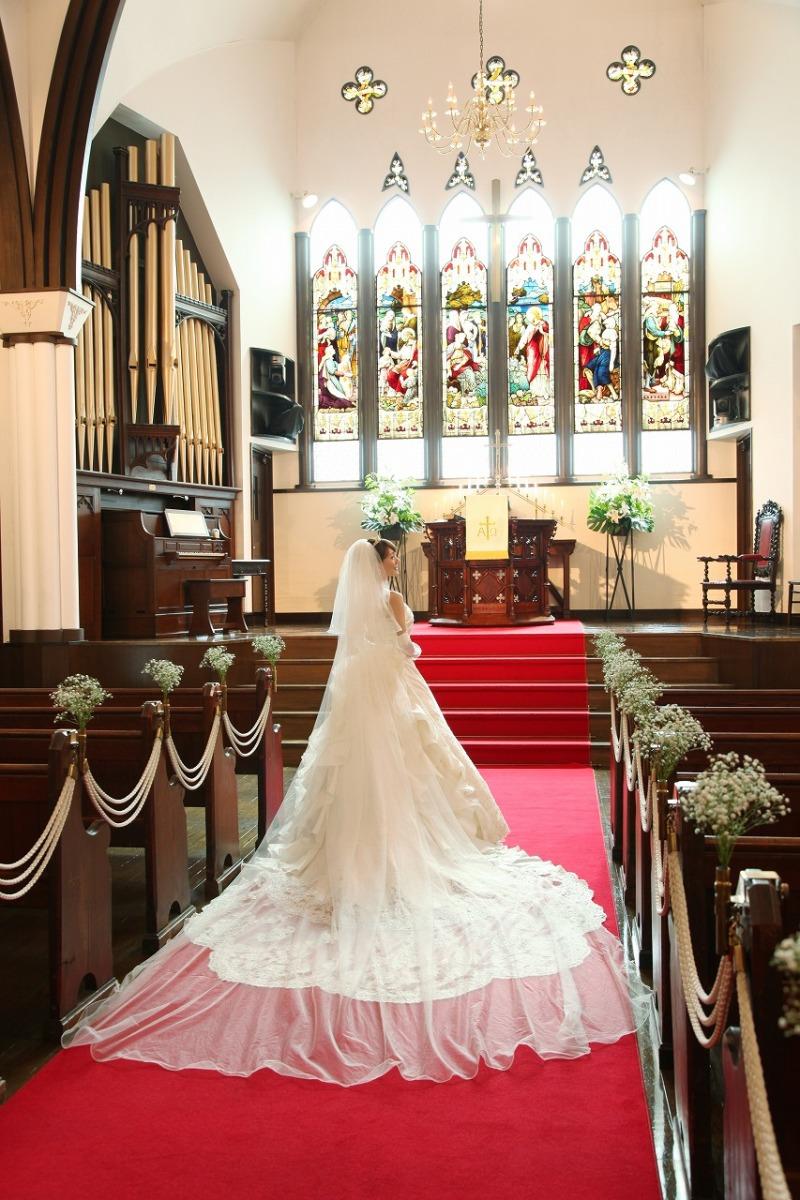 麻布グレイスゴスペル教会(メアリーウエディング)