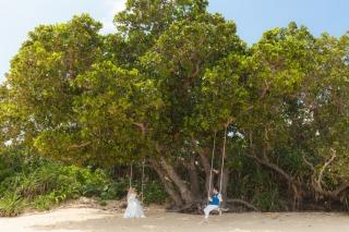 271380_沖縄_石垣ブルーのビーチフォト&ビーチ挙式