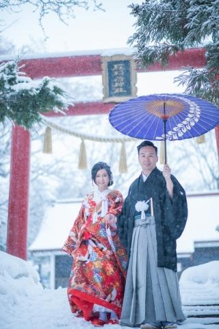 170364_北海道_ロマン&モダン-小樽&ニセコ秋冬ロケーションフォト