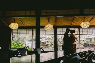 153271_神奈川_料亭庭園ロケーション①