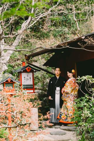153268_神奈川_料亭庭園ロケーション①