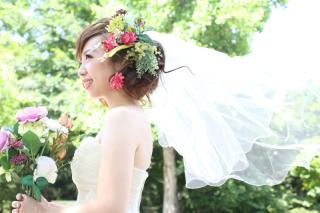 100156_山形_ロケーション(総合運動公園) ドレス&タキシード